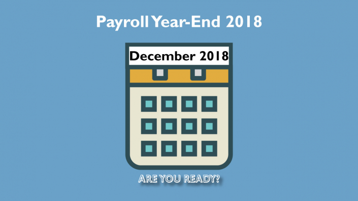Payroll Year-End 2018: The Definitive Guide by Avanti Software
